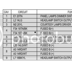 2000 Jeep Cherokee Headlight Switch Wiring Diagram For Single Pole 2001 Schematic Xj Diagrams 2006 Pontiac G6