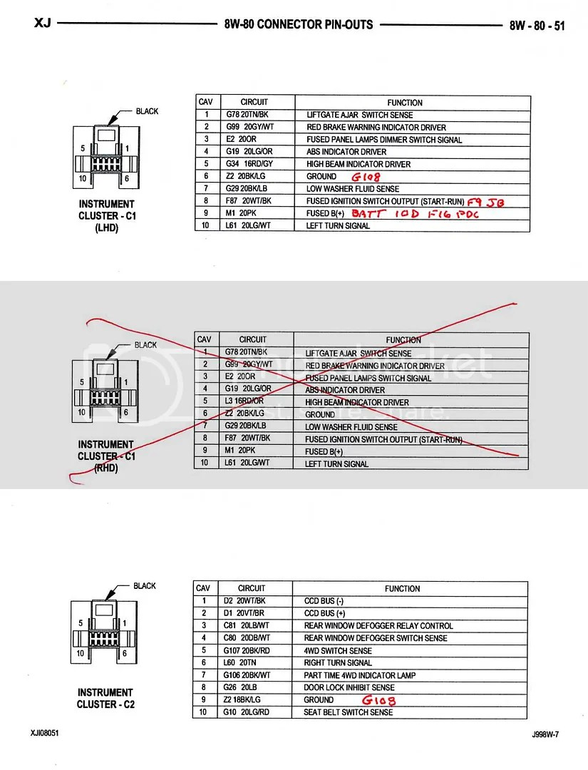 hight resolution of wrg 6653 c1 01 jeep xj wiring diagramc1 01 jeep xj wiring diagram