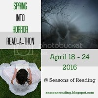 Spring into Horror Read-a-Thon 2016
