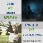 Spring into Horror Readathon 2017