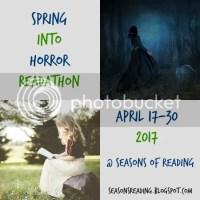 Spring into Horror Readathon 2017