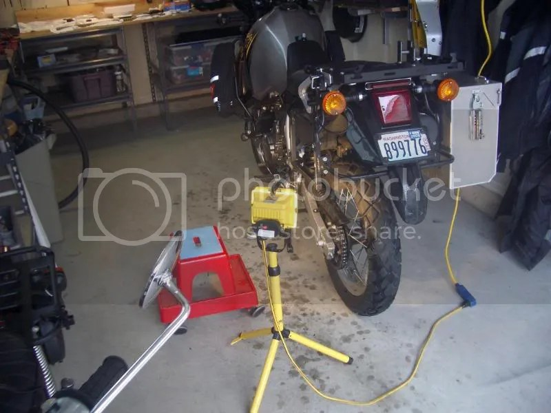 Klr650 Adventures New Klr Thermobob Install And Wiring Issues