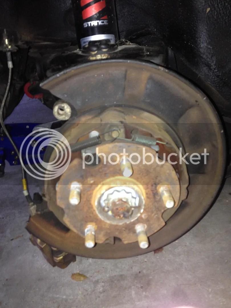 MA70 brake upgrade – Shoarmateam