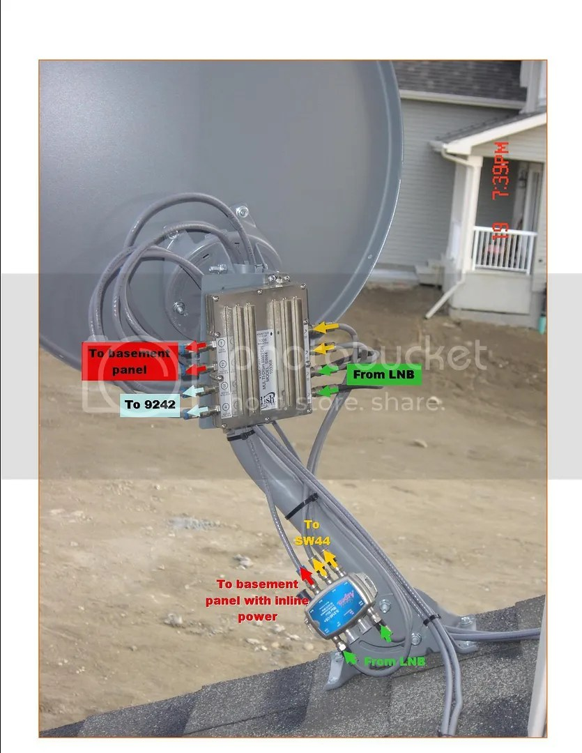 bell hd satellite dish wiring diagram carbon monoxide detector circuit professional installation questions about what to expect