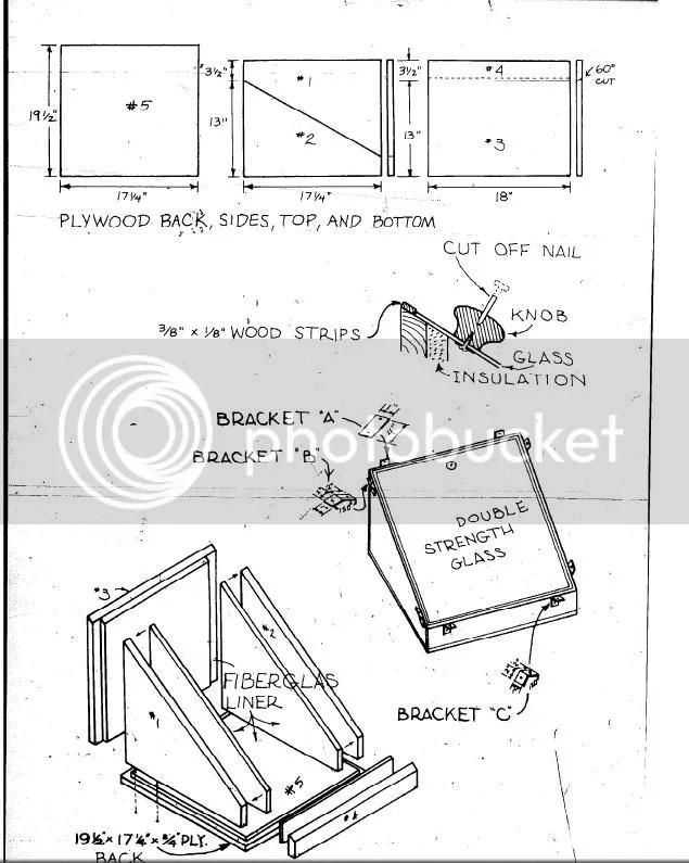 Survival Gun books solar cooker alternative energy low