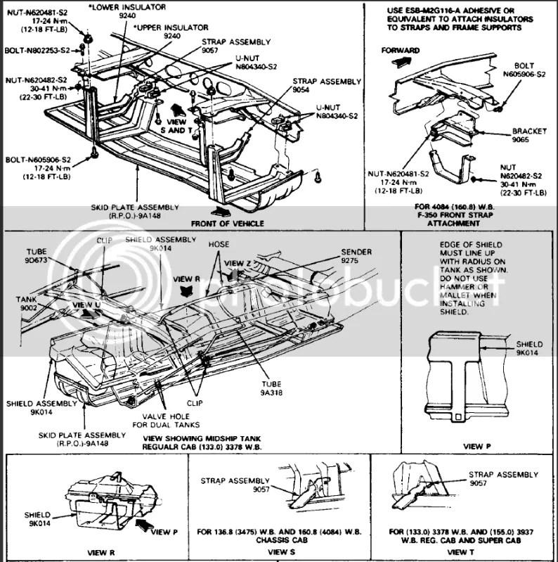 Dual Fuel Tanks Wiring Diagram Ford F250 7 5, Dual, Free