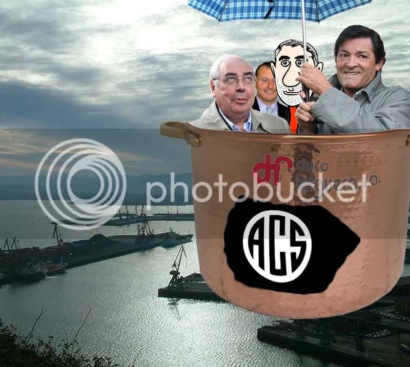 Javier Fernández, Vicente Álvarez Areces, Gaspar Llamazares y Jesús Iglesias, llegan volando, cual Mary Poppins rediviva, al escenario de sus tropelias