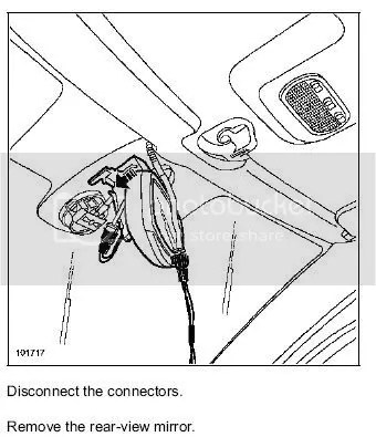 Auto Dimming Rear View Mirror Wiring Diagram, Auto, Get