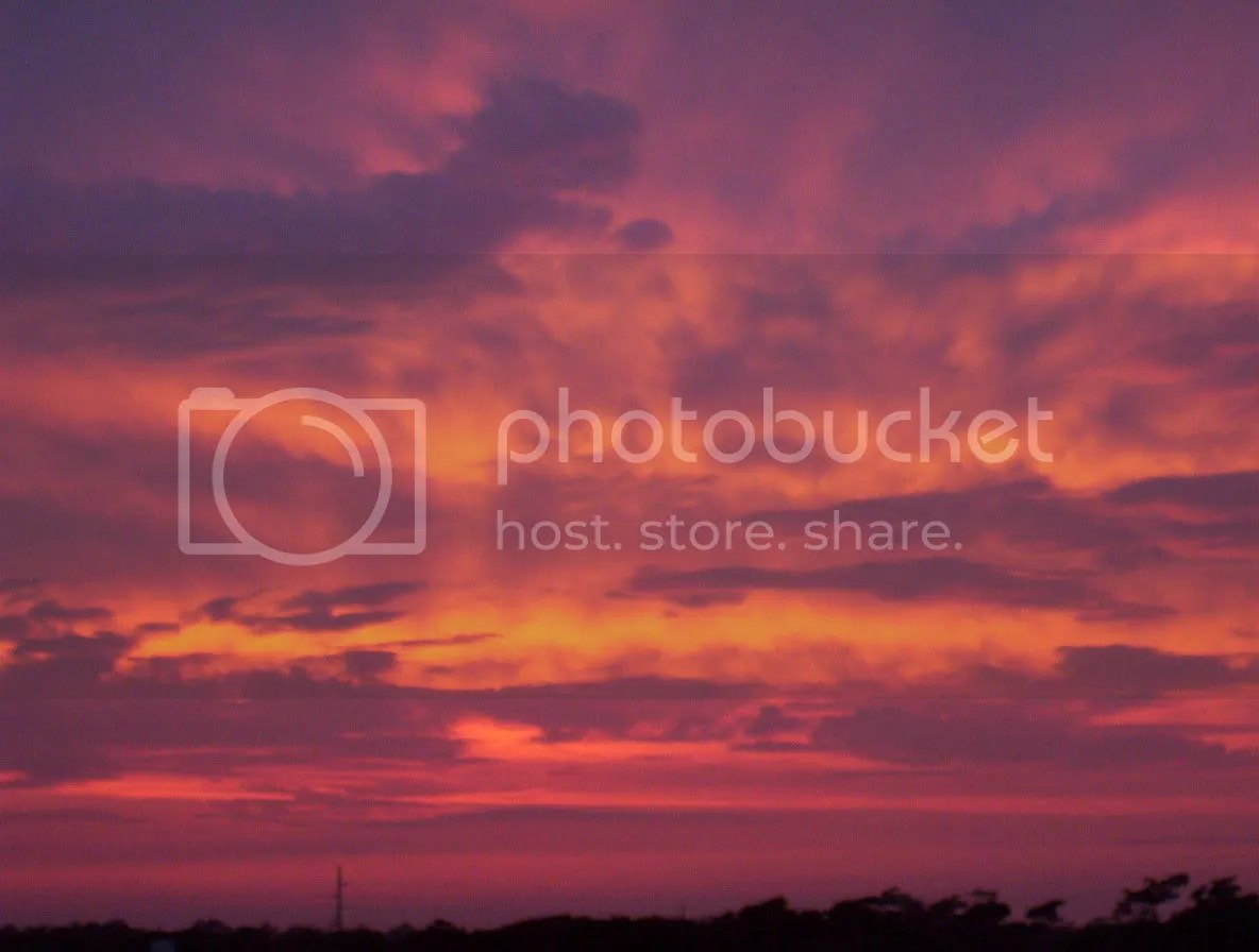 A beautiful sky after a storm Pictures, Images and Photos