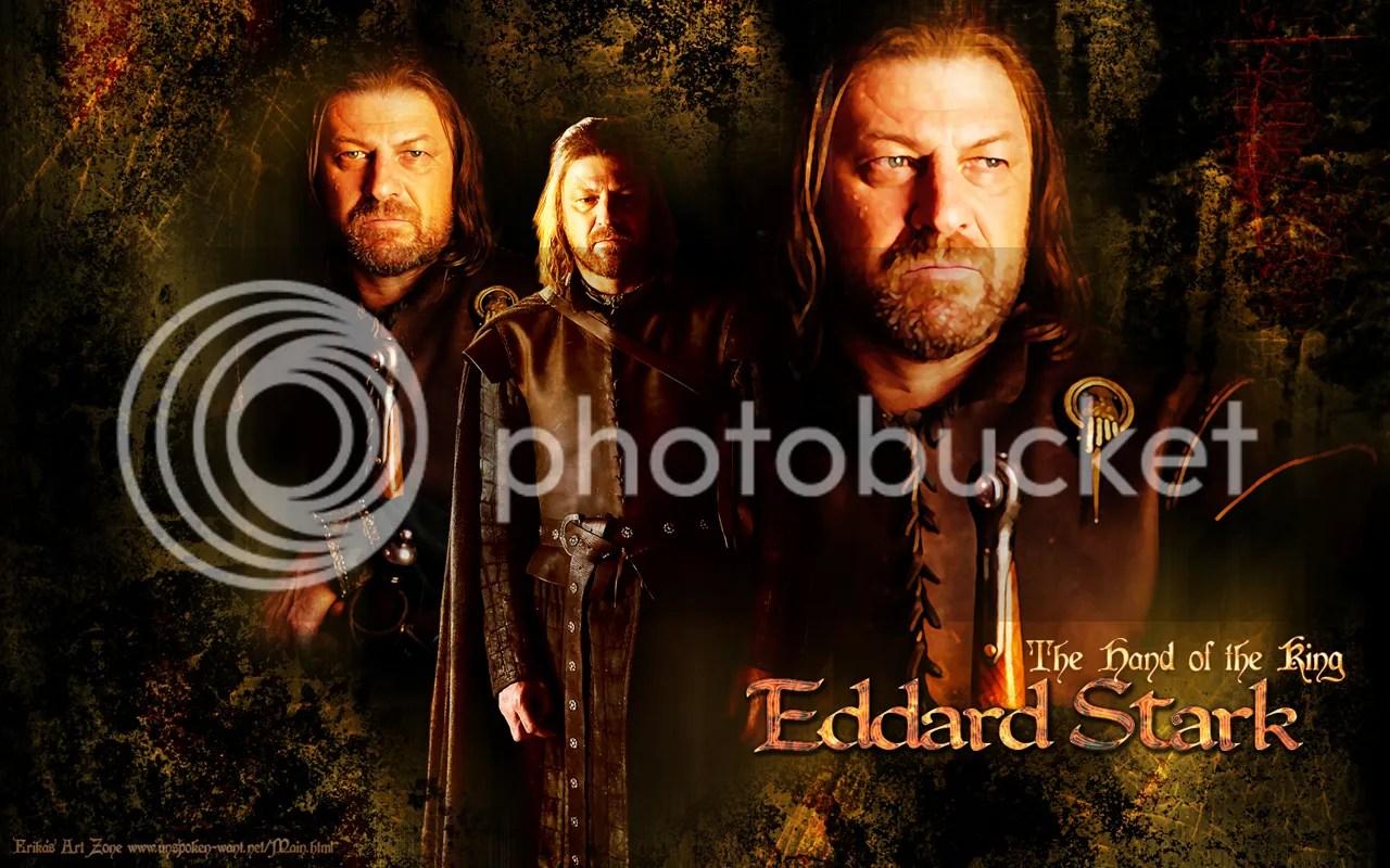 Eddard Stark The Hand Of The King Wallpaper Erikas Art Blog