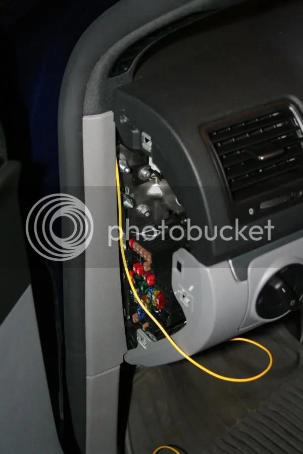 DIY Radar Detector Hard Wire Install V1