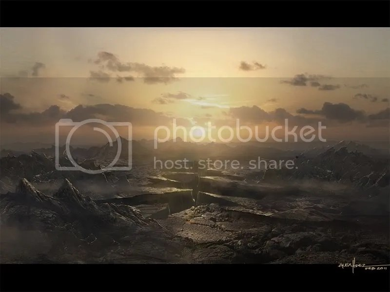 AlexHdez1 170 Matte Paintings de babar
