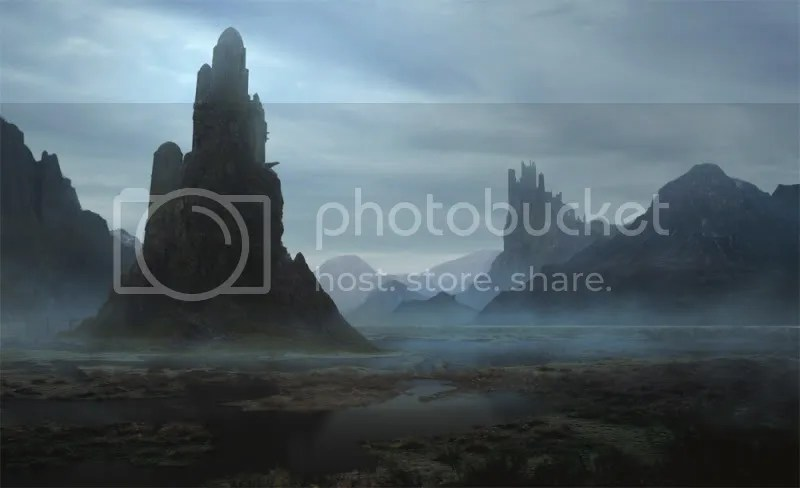 Speculart1 170 Matte Paintings de babar
