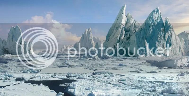 iceberg 170 Matte Paintings de babar
