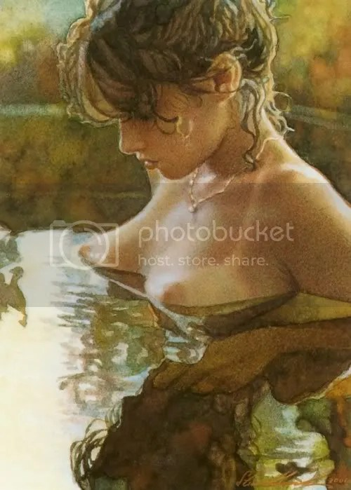 001218453946 steve hanks As incríveis aquareleas de Steve Hanks