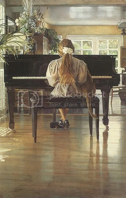 4301564622 4685e289cd z As incríveis aquareleas de Steve Hanks