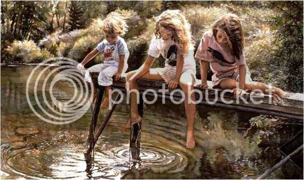 Imagem16 As incríveis aquareleas de Steve Hanks