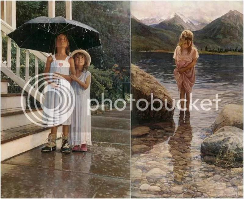 Imagem29 As incríveis aquareleas de Steve Hanks