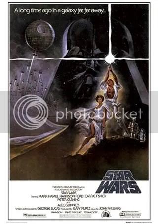 lgfp1416a new hope original movie score star wars episode iv poster Os melhores filmes dos anos 80   parte2