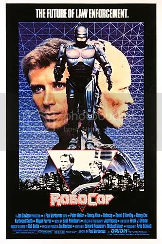 robocop Os melhores filmes dos anos 80   parte2