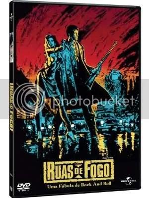 ruas de fogo dvd Os melhores filmes dos anos 80   parte2