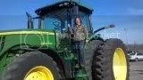 Oh yea my next toy. Ill take ya for a ride on my big green Tractor. photo photobucket-1970-1361658045320_zps491a5b6a.jpg