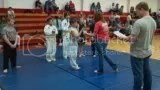 Dallas dixon third place in grappling. I'm one proud momma right now. Where's my tissue.