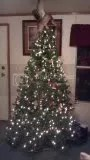 Our Christmas tree 2012 notice topper....can u guess what it is....