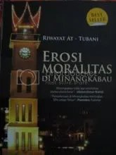 iklan Buku Erosi Moralitas di Minangkabau