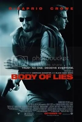 Trust no one, deceive everyone - Body of Lies