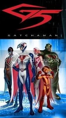 Gatchaman Team