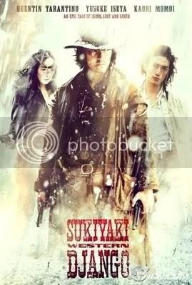 Sukiyaki Western Django Official Poster