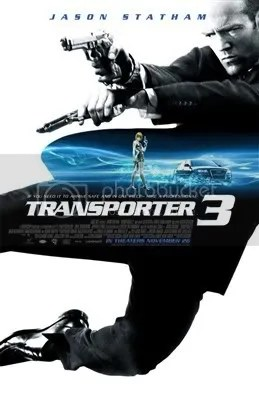 Transporter 3 - Poster USA