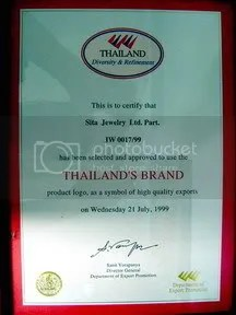 Thailands Brand Reward