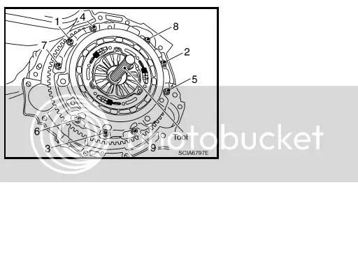 Infiniti G35 Flywheel Diagram, Infiniti, Free Engine Image