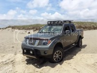 Nissan Frontier Roof Rack Thule