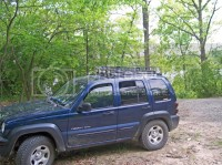 LOST JEEPS  View topic - Light Bar and Roof Rack