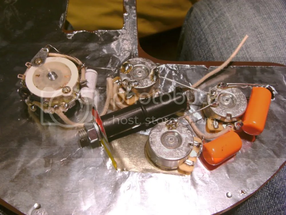 medium resolution of gibson l6 s kind of wiring can be used with every dual pickup gibson flying