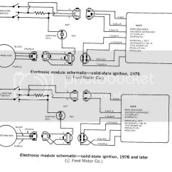 Ford Duraspark 2 Wiring Diagram Electron Dot For P Any Dursaprk Experts? - Muscle Forums : Cars Tech Forum