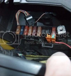 removing engine bay fuse box now with piccys userpostedimage [ 1024 x 768 Pixel ]