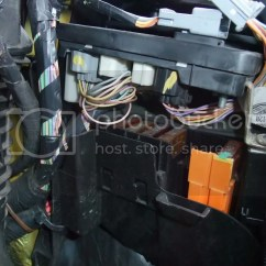 Renault Trafic Ecu Wiring Diagram Motherboard Removing Engine Bay Fuse Box (now With Piccys)