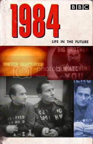 1984 Newspeak photo: 1984: Life In The Future - BBC TV Movie 1984-BBC_Poster.jpg