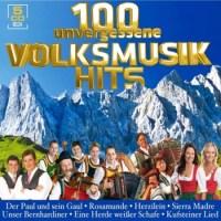 100 Hits wie Herzilein, Siera Madre, Rosamunde, Unser