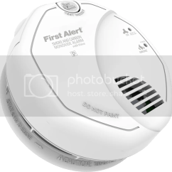 4 Wire Photoelectric Smoke Detector Virago Xv535 Wiring Diagram First Alert Sc7010bv Combination And Carbon Monoxide