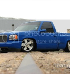 91 gmc front 19x8 with 245 45 19s rear 20x10 with 285 30 20s  [ 1024 x 768 Pixel ]