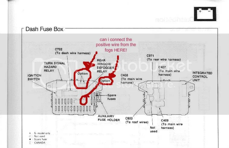 Ef Civic Under Dash Fuse Box : 28 Wiring Diagram Images