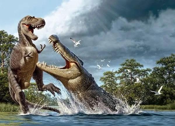 Image result for deinosuchus rugosus