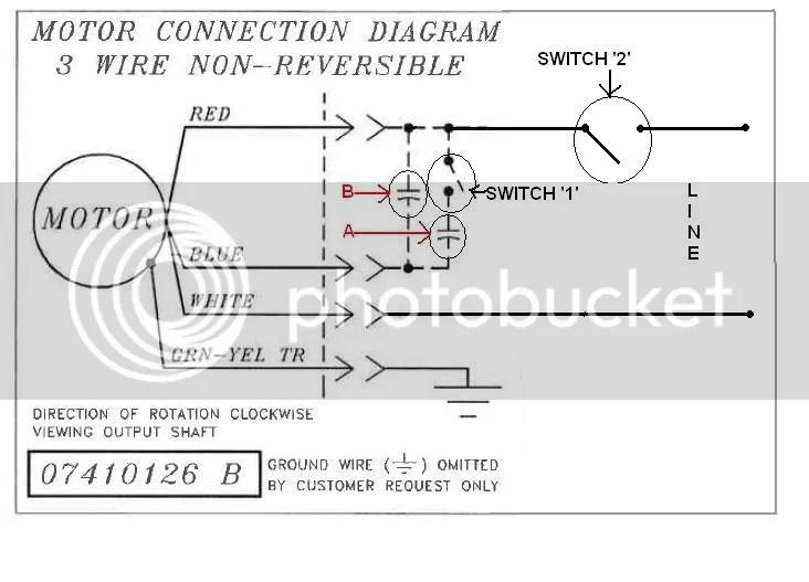 Bodine Electric Motor Wiring