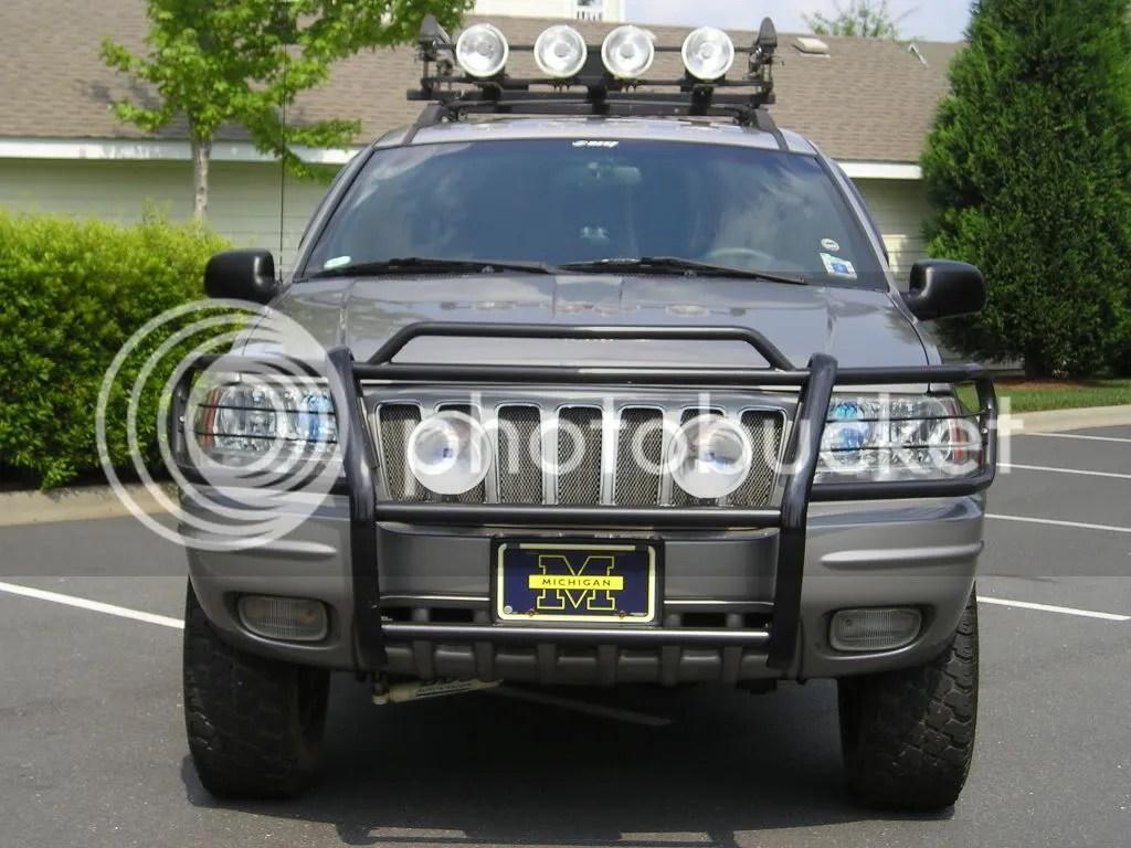 hight resolution of 2006 jeep grand cherokee bumper guard