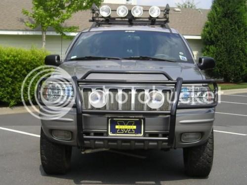 small resolution of 2006 jeep grand cherokee bumper guard